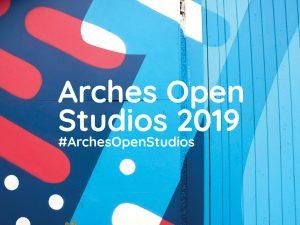 Arches Studios Mural